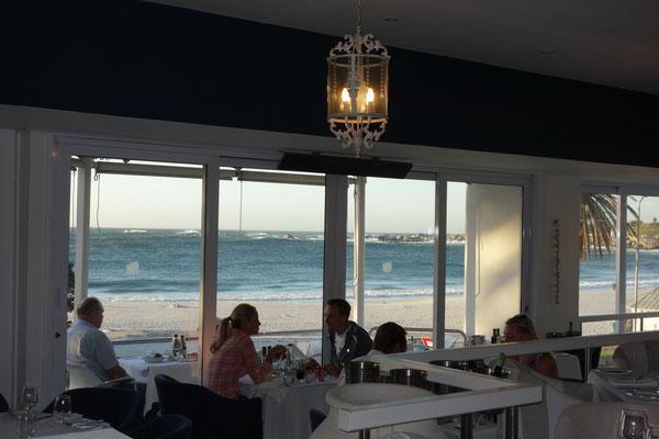 Restaurant Blues Camps Bay Capetown