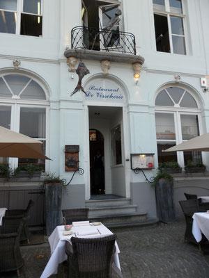 Restaurant De Visscherie Brugge