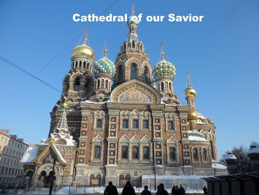 Cathedral of our Savior
