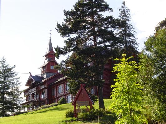 Scandic Hotel Holmenkollen Oslo Norway