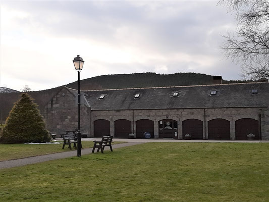 Royal Lochnagar Distillery Scotland