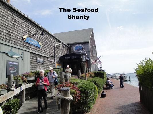 The Seafood Restaurant Martha's Vineyard
