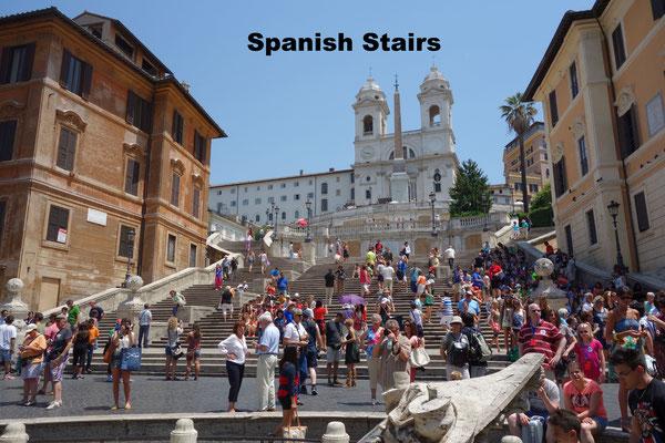 Spanish Stairs Rom