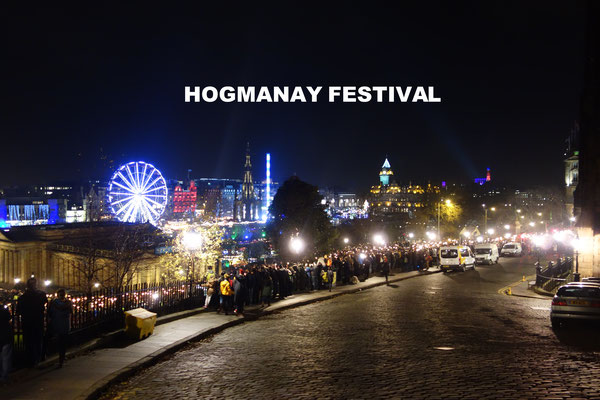 Hogmanay Festival