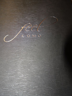 Restaurant feel Como by Federico Beretta