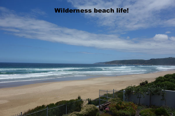 Wilderness Beach Garden Route