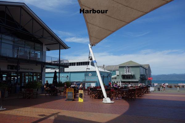 Wellington Harbour New Zealand