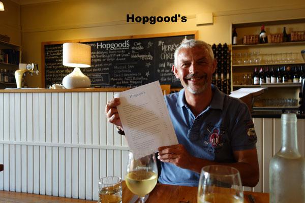 Hopgoods Restaurant Nelson