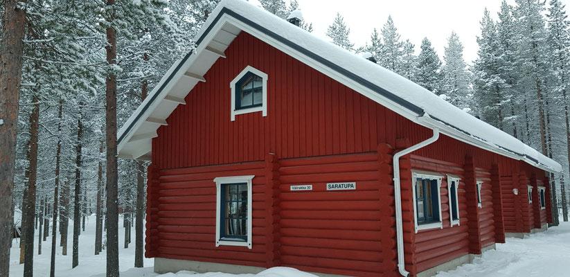 Saratupa Cottage Levi Finnland