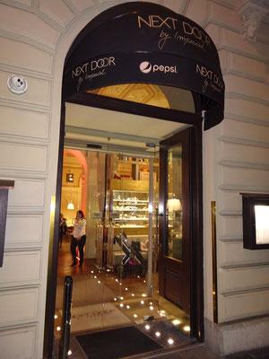 Café Next Door Prague
