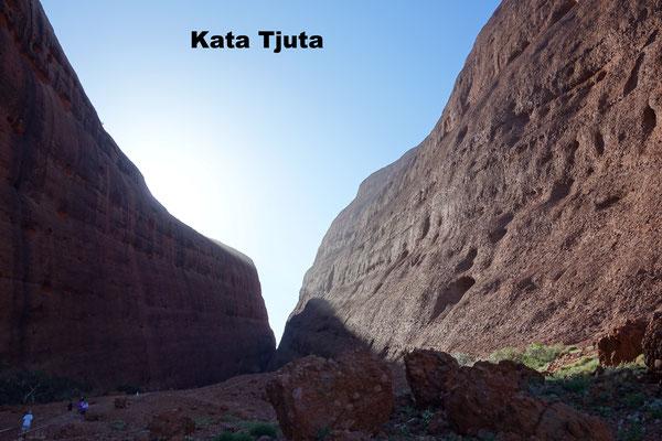 Kata Tjuta Uluru Australia