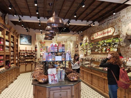 Chocolate heaven in Brugge