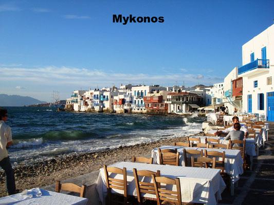 Mykonos Village Greece