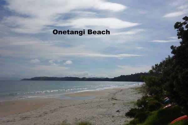 Onetangi Beach Waiheke Island NZ