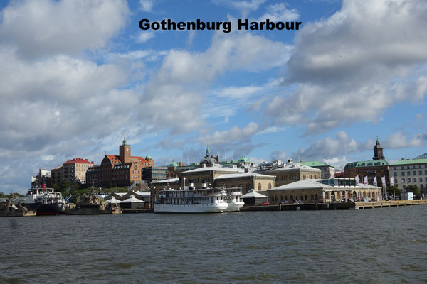 Gothenborg Harbour