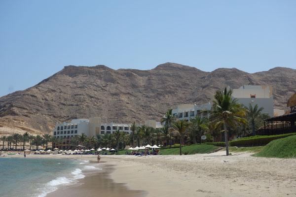 Shangri La Barr al Jissah Resort Oman