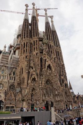 Saggrada - Gaudi - Barcelona