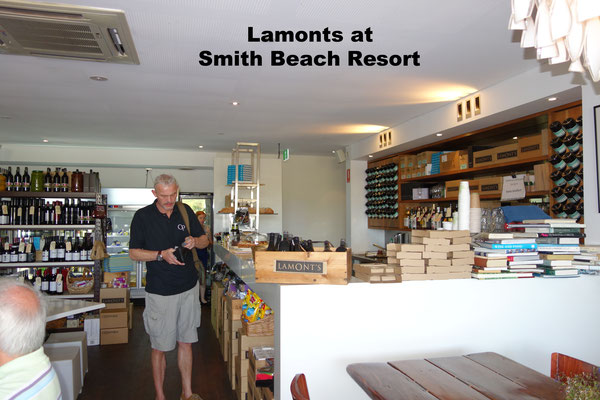 Lamonts at Smiths Beach Resort