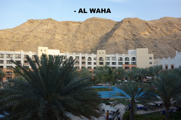 Al Waha Hotel Oman