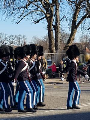 Guards Rosenborg Slot