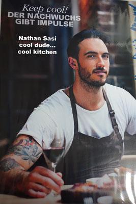 Nathan Sasi Restaurant Nomad Sydney