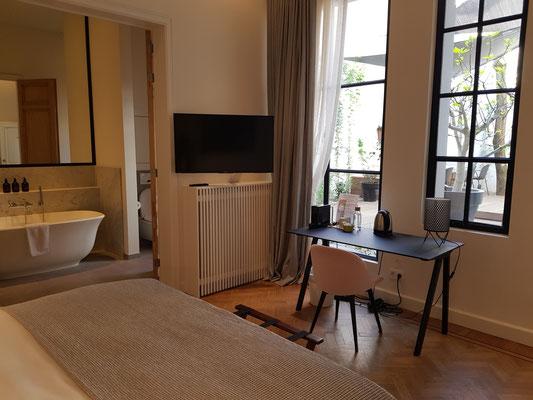Deluxe room Quartier Latin Antwerpen