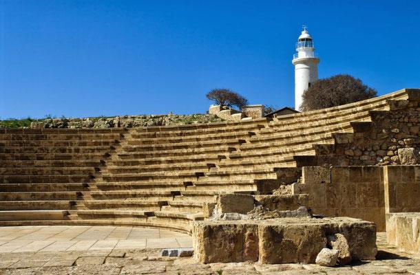 Kato Paphos Archaelogy Park