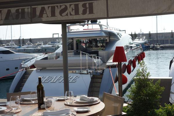 Restaurant Da Bruno Port Adriano Mallorca