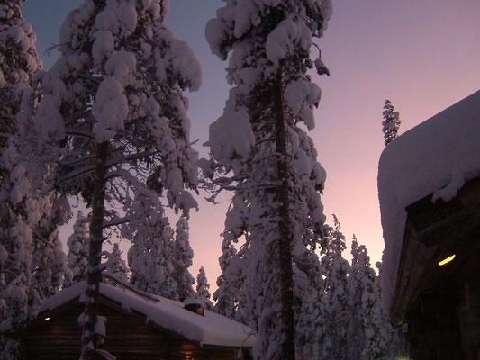 Kämäkkä Cottage Levi Lappland