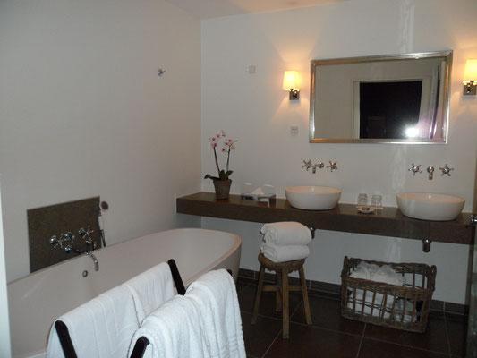 Bathroom at hotel Nimb