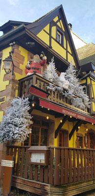 Riquewihr Christmas Market