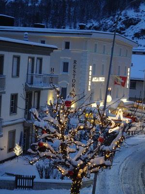 Crusch Alba Hotel Zernez