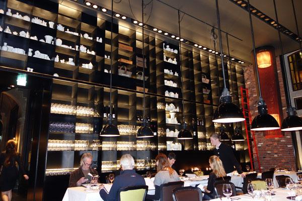 Restaurant Taiko Conservatorium Hotel Amsterdam