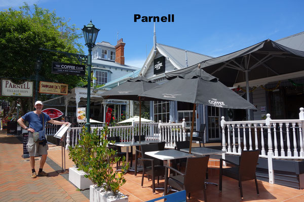 Parnell Auckland New Zealand