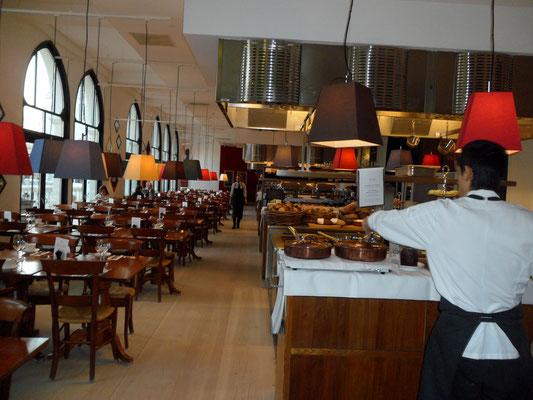 Breakfast hotel Nimb Copenhagen