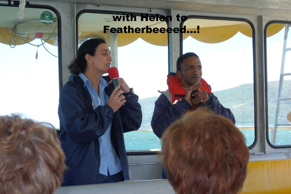 Featherbed Eco Tour Knysna Garden Route