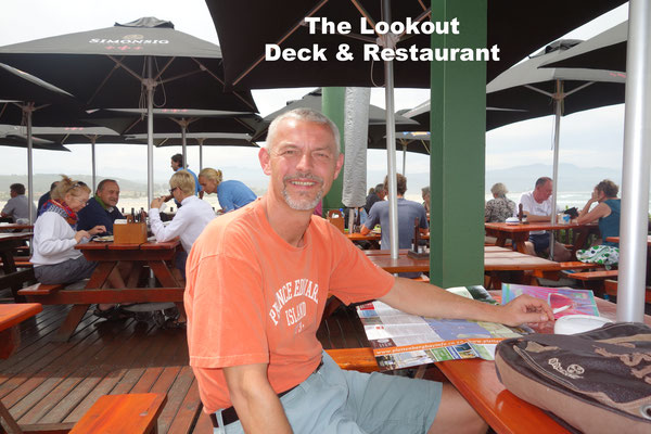 The lookout Deck & Restaurant Plettenberg Garden Route