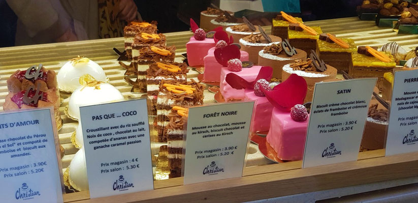 Christian - best patisserie in town - strassbourg