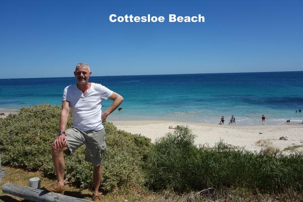 Cottesloe Beach Perth Australia