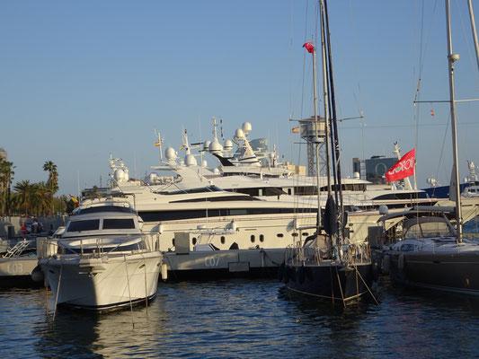 Yacht Harbour Barcelona