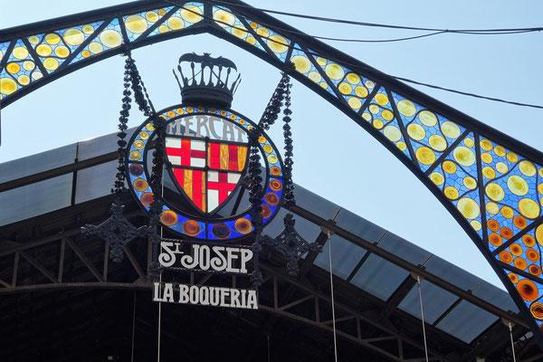 St. Josep Mercado Barcelona