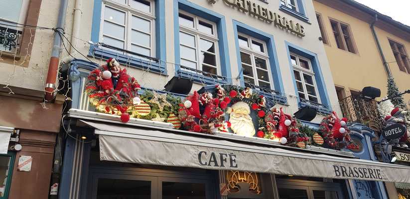 Christmas Decoration Strassbourg