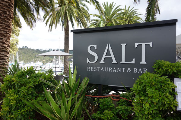 Restaurant Salt Whitianga NZ