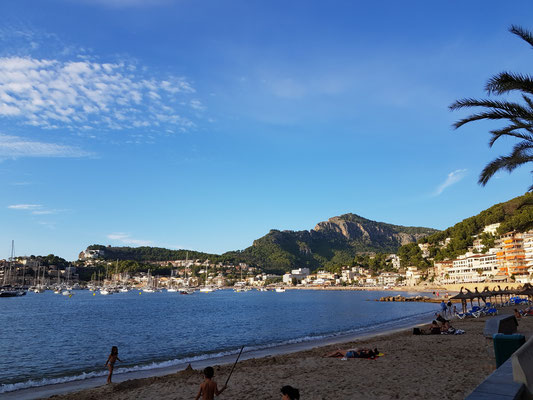 Bay of Port de Soller