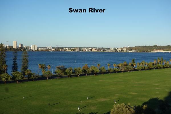 Swan River Perth Australia