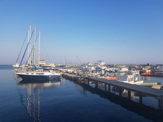 Paphos Harbour - cypurs