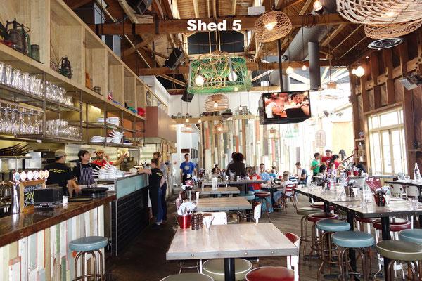 Shed 5 Restaurant Wellington