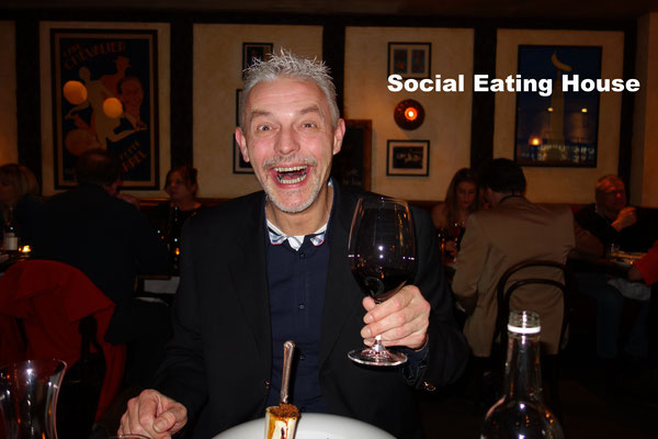 Restaurant Social Eating Soho London