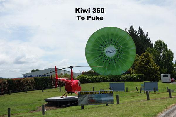 Kiwi 360 Te Puke New Zealand
