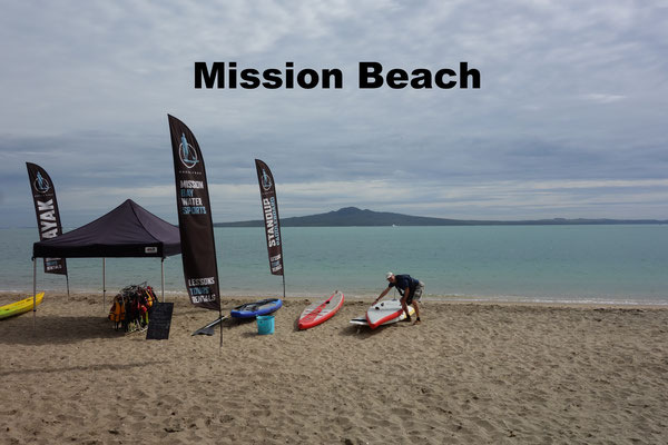 Mission Beach Auckland NZ